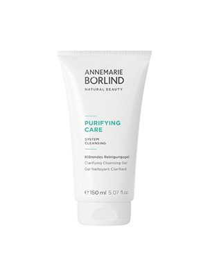 Purifying Care Cleansing  Gel til fedtet,bumset & uren hud Annemarie Börlind