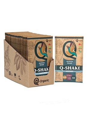 Q-shake quinoa naturel Ø