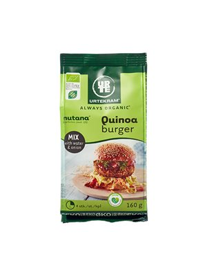 Quinoa burger mix Ø