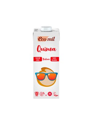 Quinoa drik Ecomil Ø