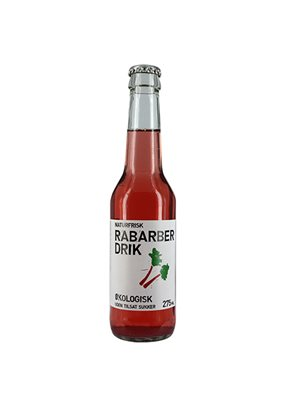 Rabarber drik Ø Naturfrisk