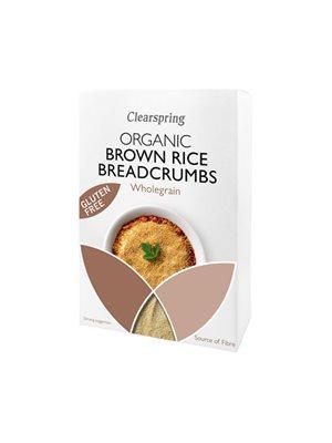"""Rasp af brune ris Ø """"brødkrummer"""""""