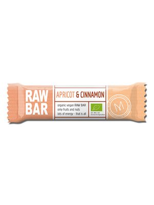 Raw Bar Apricot & Cinnamon Ø