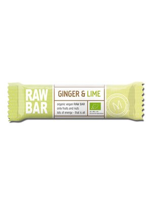 Raw Bar Ginger & Lime Ø