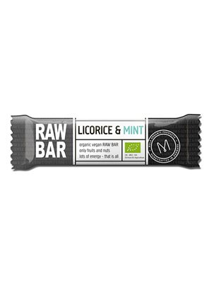 Raw bar Licorice & Mint Ø