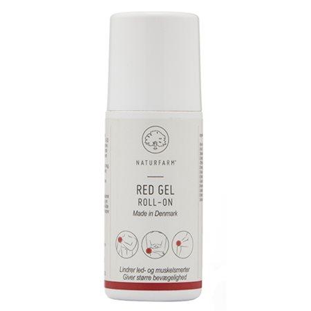 Red Gel Roll-on