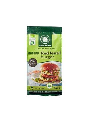 Red lentil burger mix Ø
