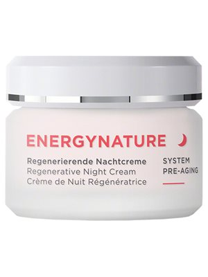 Regenerative Night Cream EnergyNature