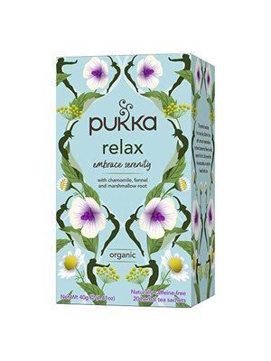 Relax te (Vata) Ø Pukka