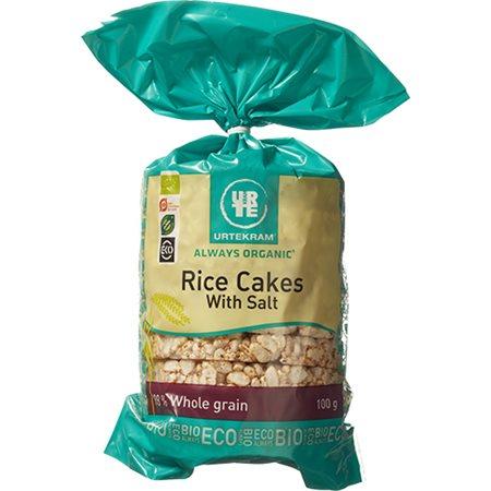 Rice cakes salt Ø