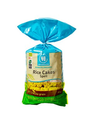 Rice Cakes spelt Ø
