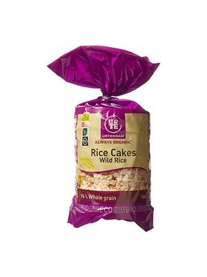 Rice Cakes Wild Rice