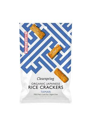 Rice Cracker Tamari Ø