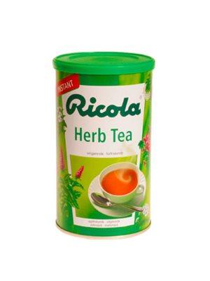 Ricola swiss herb tea instant