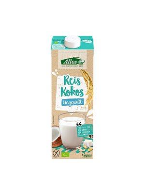 Ris/kokosdrik Ø Allos