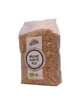 Ris korte brune Ø