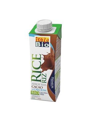 Risdrik m. kakao Ø Isola Bio m. calcium