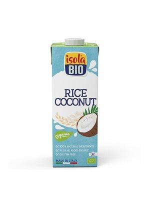 Risdrik med kokos Ø Isola Bio