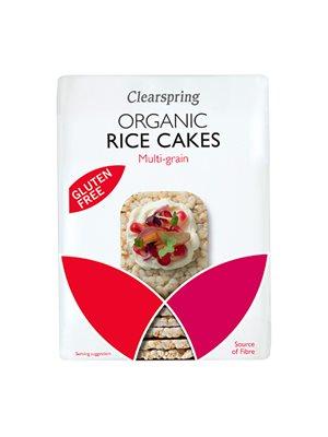 Risgaletter multigrain gl.friØ indh.ris,boghvede,hirse,spelt,havsalt