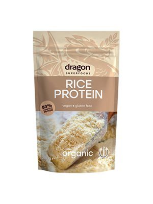 Risprotein pulver 83% Ø -   Dragon Superfoods