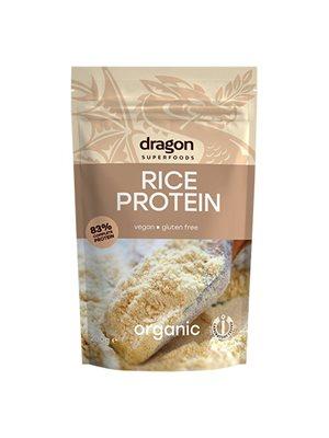 Risprotein pulver 83% Ø -   Dragon Superfoods