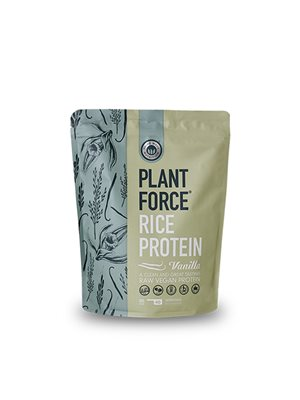Risprotein vanilje Ø  Plantforce