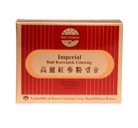 Rød Koreansk Ginseng Imperial