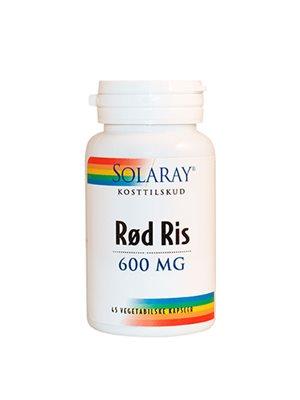 Rød Ris 600 mg