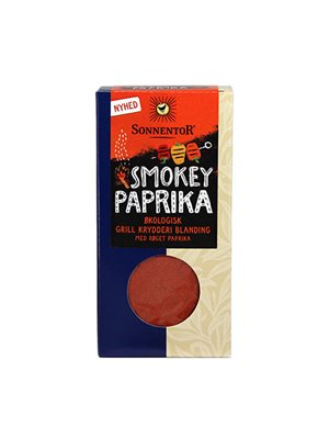 Røget Paprika Ø Smokey Paprika