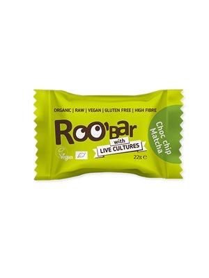 Roobiotic Energibombe Chock Chip Matcha Ø