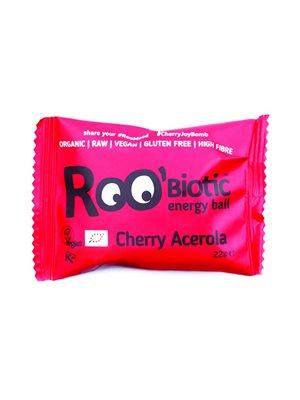 Roobiotic Energibombe Kirsebær & Acerola Ø