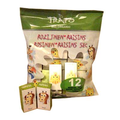 F.Z. Organic Rosiner I Minipakker F Z Ø Organic