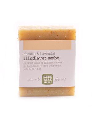 Sæbe Kamille & Lavendel