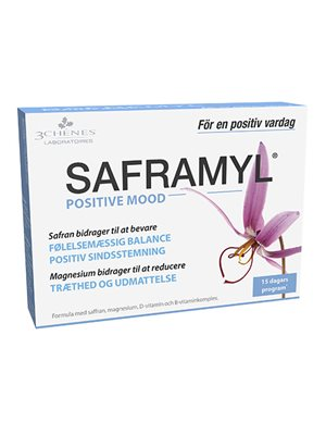 Saframyl Positive Mood