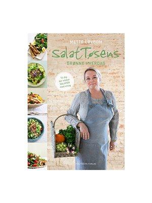 SalatTøsens grønne hverdag Forfatter: Mette Løvbom