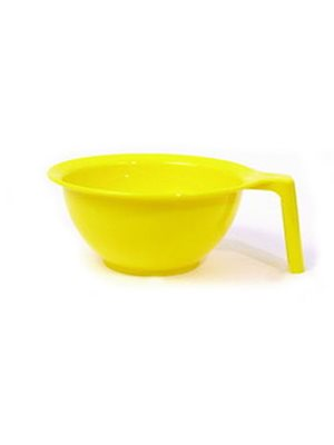 Sanotint farveskål gul