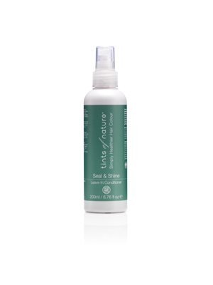 Seal & Shine conditioner  Tints of Nature