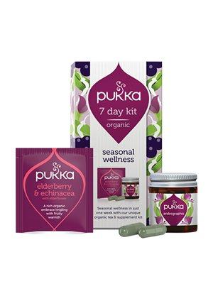 Seasonal Wellness 7 Day Kit Ø