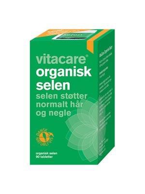 Selen organisk VitaCare