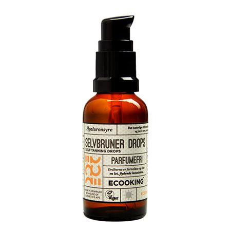 Selvbruner Drops parfumefri