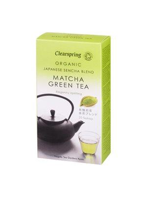 Sencha, Matcha Grøn te Ø