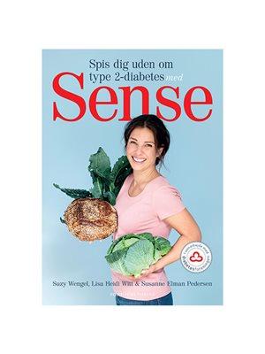 Sense - Spis dig uden om  type 2-diab. Forfatter Jesper Wengel