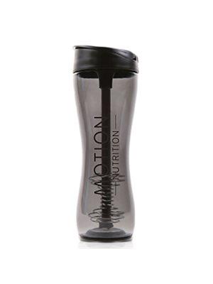 Shaker/drikkedunk sort 700 ml