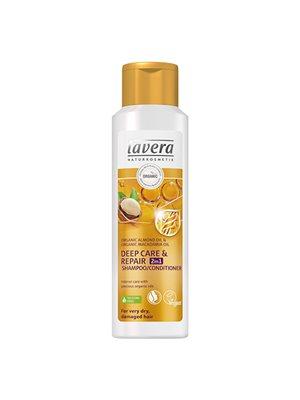 Shampoo & Conditioner Deep Repair 2in1Lavera