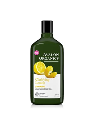 Shampoo Lemon  Clarifying   Avalon Organics