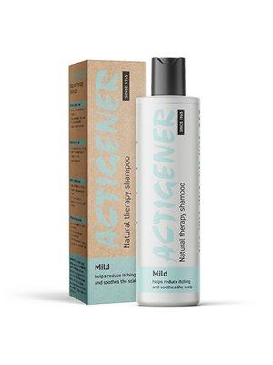 Shampoo Mild -  Til normalt og tørt hår - Actigener