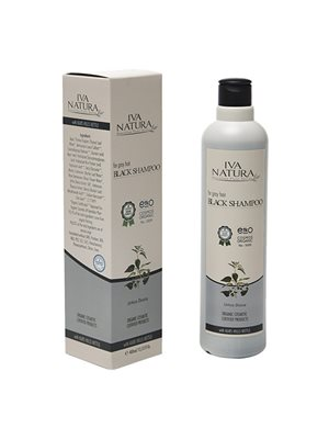 Shampoo mod gråt hår
