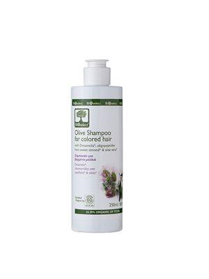 Shampoo oliven farvet hår Bioselect