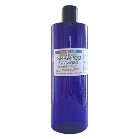 Shampoo Seaweed m. argan & appelsinblomst MacUrt