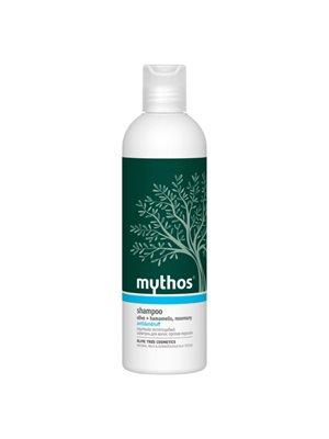 Shampoo til skæl og tør hovedbund Mythos